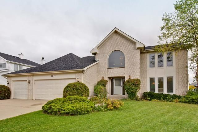 1941 Beverly Lane, Buffalo Grove, IL 60089 (MLS #10128230) :: HomesForSale123.com