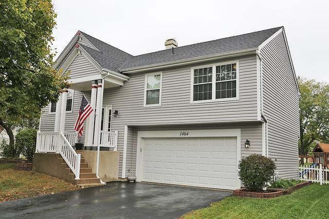 1464 Beaumont Circle, Bartlett, IL 60103 (MLS #10128448) :: Ani Real Estate