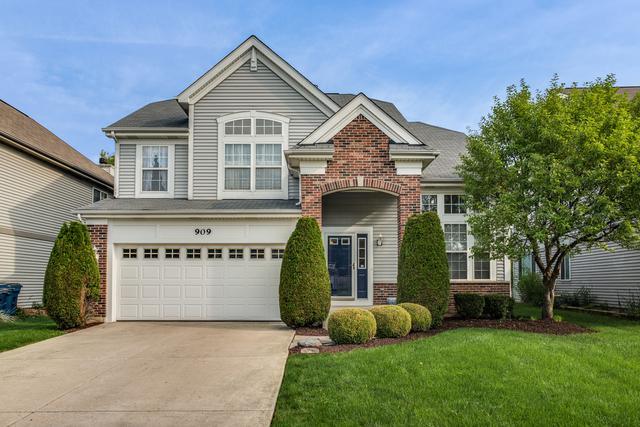 909 Breiter Court, Bensenville, IL 60106 (MLS #10128623) :: Ani Real Estate