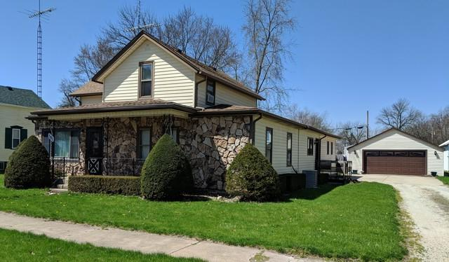 501 St Charles Street, Beaverville, IL 60912 (MLS #10128868) :: Baz Realty Network | Keller Williams Preferred Realty