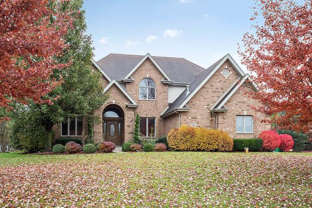 17965 S Foxhound Lane, Homer Glen, IL 60491 (MLS #10129088) :: The Wexler Group at Keller Williams Preferred Realty