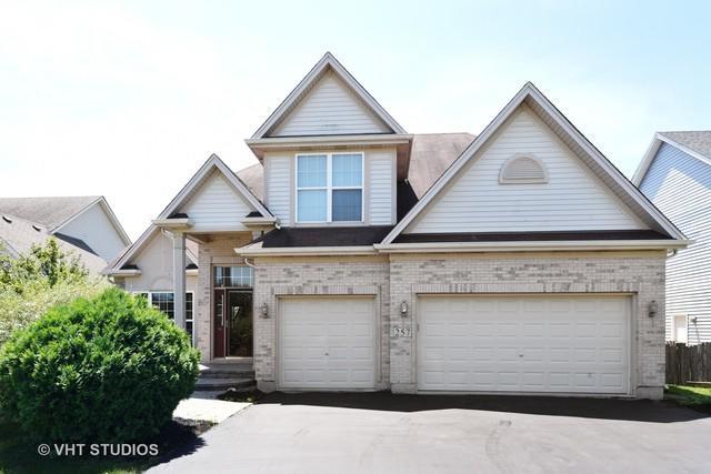 257 Hearthstone Drive, Bartlett, IL 60103 (MLS #10129258) :: Ani Real Estate