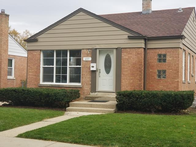 437 48th Avenue, Bellwood, IL 60104 (MLS #10129674) :: Domain Realty
