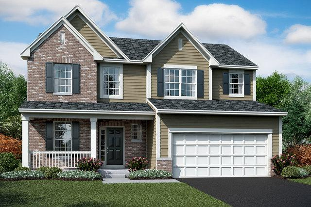 26457 W Old Farm  Lot#636 Trail, Channahon, IL 60410 (MLS #10129829) :: Baz Realty Network   Keller Williams Preferred Realty
