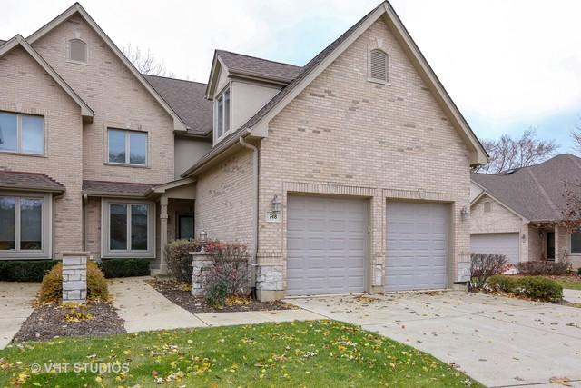 748 Fairmont Court, Westmont, IL 60559 (MLS #10130364) :: Domain Realty