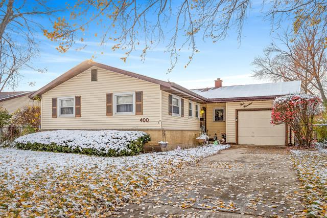 400 N Silverleaf Boulevard, Carol Stream, IL 60188 (MLS #10130463) :: Ani Real Estate