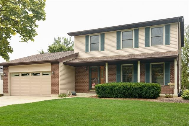 211 Mayer Avenue, Wheeling, IL 60090 (MLS #10130575) :: Helen Oliveri Real Estate