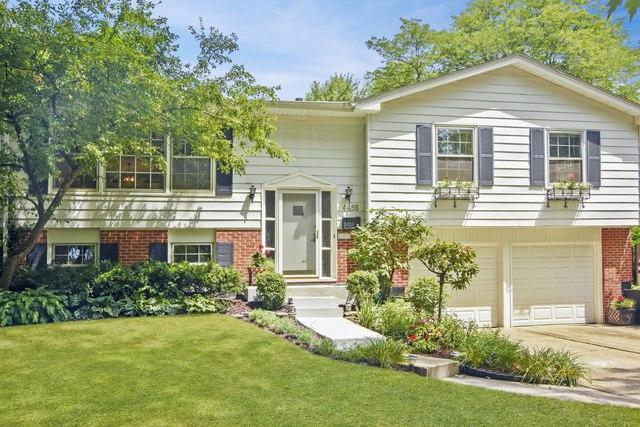 4458 Hoover Street, Rolling Meadows, IL 60008 (MLS #10130619) :: Ani Real Estate
