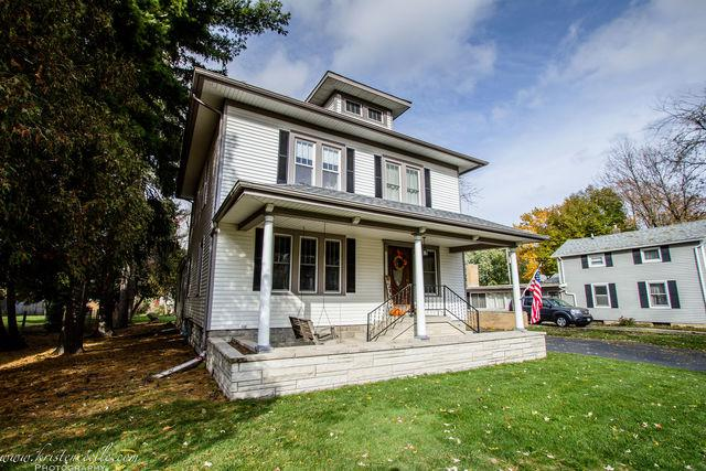 313 E Wilson Street, Peotone, IL 60468 (MLS #10130894) :: Ani Real Estate