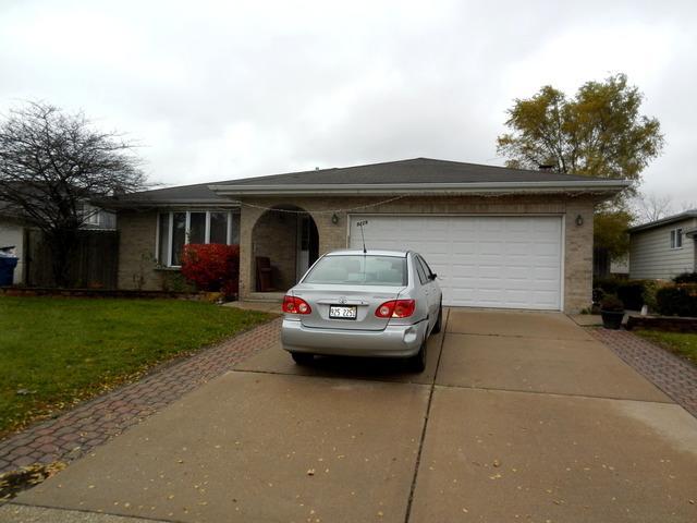 9229 Beloit Avenue, Bridgeview, IL 60455 (MLS #10131269) :: Leigh Marcus | @properties