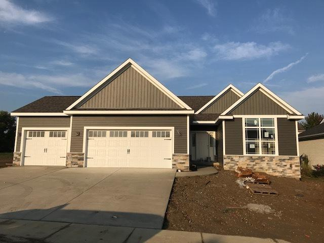 1313 N Brookhaven Drive, Mahomet, IL 61853 (MLS #10131404) :: Ryan Dallas Real Estate