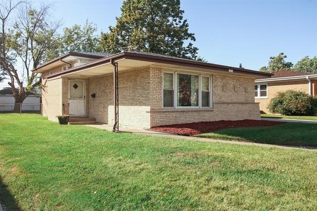16704 Maryland Avenue, South Holland, IL 60473 (MLS #10131469) :: Ani Real Estate