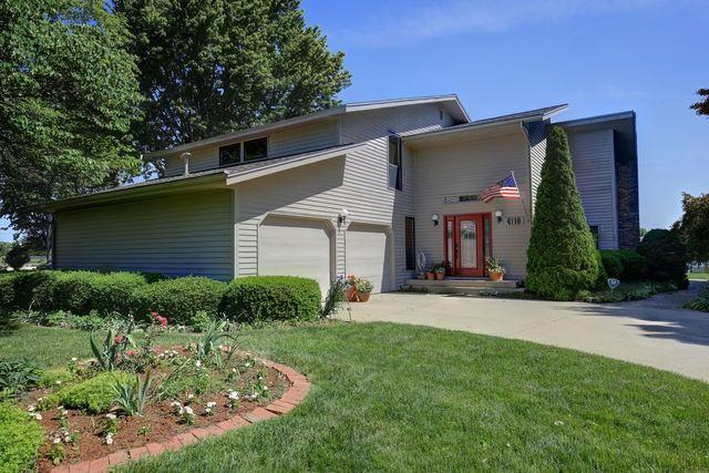 4110 Clubhouse Drive, Champaign, IL 61822 (MLS #10131625) :: Ryan Dallas Real Estate