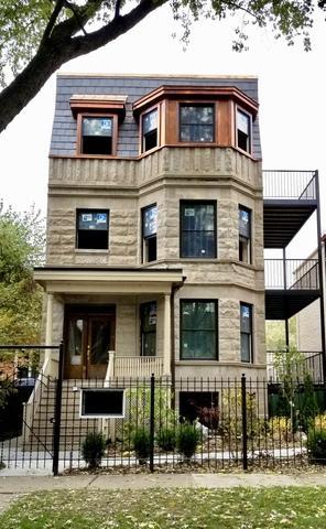 1254 W Winnemac Avenue 1S, Chicago, IL 60640 (MLS #10131671) :: Baz Realty Network | Keller Williams Preferred Realty