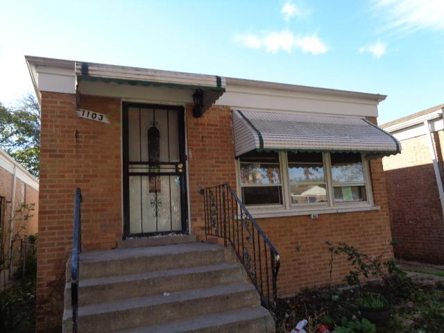 1103 W 112th Place, Chicago, IL 60643 (MLS #10131721) :: Domain Realty