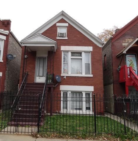 3111 S Ridgeway Avenue, Chicago, IL 60623 (MLS #10131725) :: Domain Realty