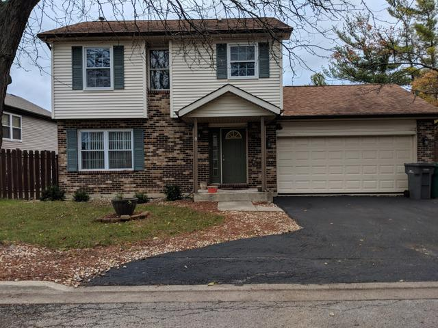 16217 Hunter Court, Orland Hills, IL 60487 (MLS #10131726) :: The Spaniak Team