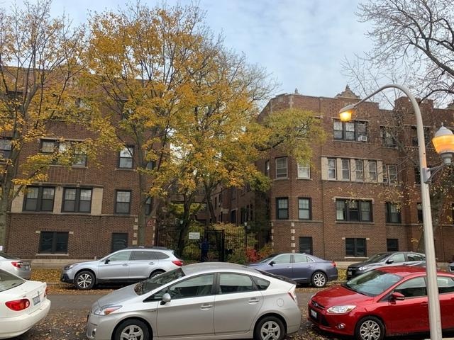 5461 S Ingleside Avenue 2E, Chicago, IL 60615 (MLS #10131995) :: Leigh Marcus | @properties