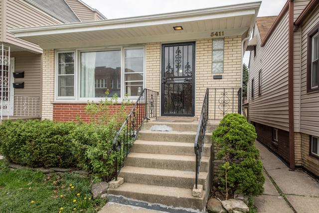 5411 W Schubert Avenue, Chicago, IL 60639 (MLS #10131997) :: Domain Realty