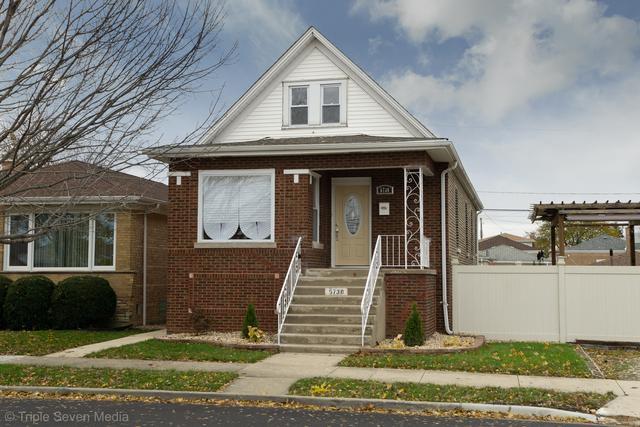 5738 S Austin Avenue, Chicago, IL 60638 (MLS #10132000) :: Ani Real Estate