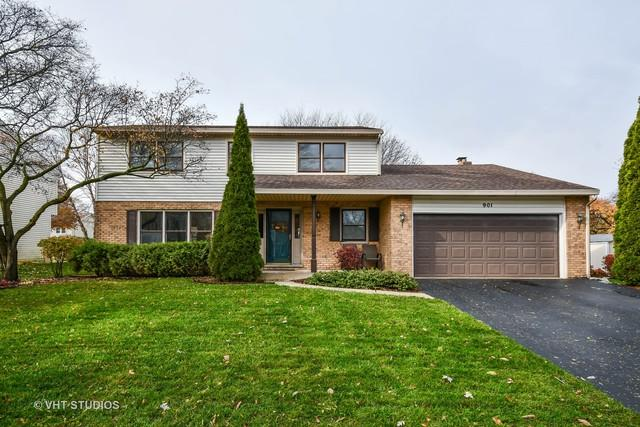 901 Manchester Street, Naperville, IL 60563 (MLS #10132006) :: The Wexler Group at Keller Williams Preferred Realty