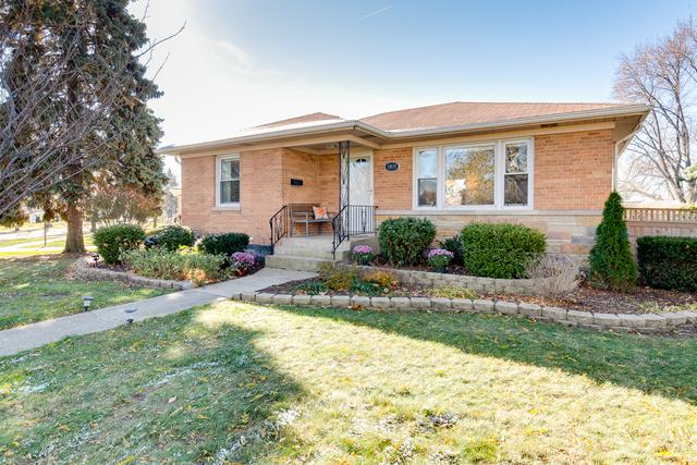 11021 Burns Avenue, Westchester, IL 60154 (MLS #10132087) :: Domain Realty