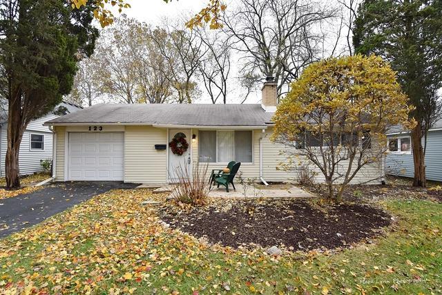 123 N Woodlawn Street, Wheaton, IL 60187 (MLS #10132112) :: Domain Realty