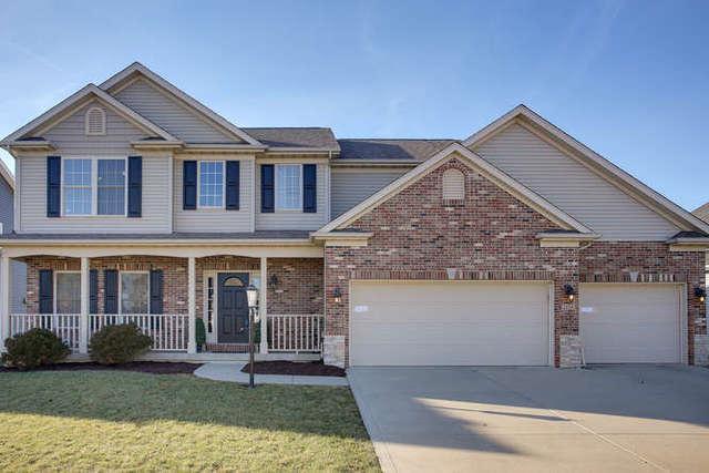 2113 Leahs Lane, Champaign, IL 61822 (MLS #10132151) :: Ryan Dallas Real Estate