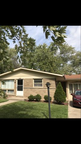 1240 E 156th Street, South Holland, IL 60473 (MLS #10132185) :: Lewke Partners