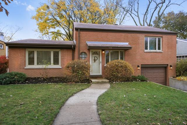 510 Kemman Avenue, La Grange Park, IL 60526 (MLS #10132252) :: The Dena Furlow Team - Keller Williams Realty