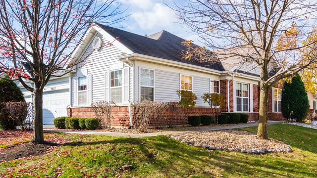 20837 W Forsythia Court, Plainfield, IL 60544 (MLS #10132298) :: Domain Realty