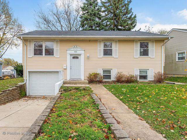 413 E Fullerton Avenue, Glendale Heights, IL 60139 (MLS #10132415) :: Baz Realty Network   Keller Williams Preferred Realty