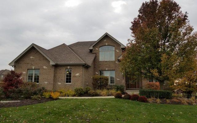 12449 Chiszar Drive, Mokena, IL 60448 (MLS #10132434) :: Leigh Marcus | @properties