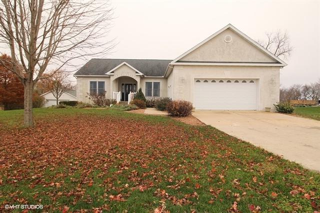 105 E Pleasure Avenue, Ashkum, IL 60911 (MLS #10132437) :: The Dena Furlow Team - Keller Williams Realty