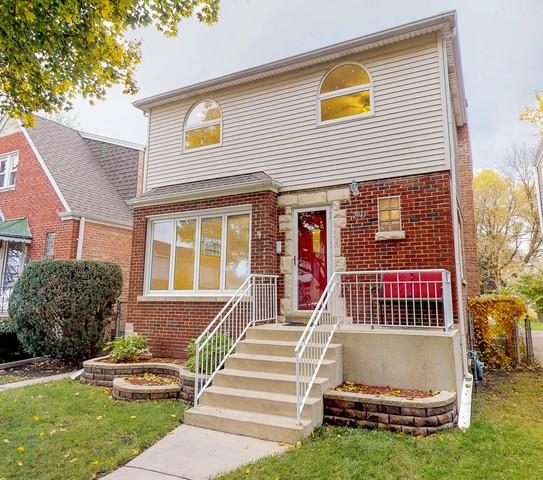 2943 N 75th Avenue, Elmwood Park, IL 60707 (MLS #10132566) :: Ani Real Estate