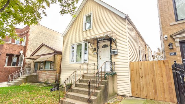 3739 W Addison Street, Chicago, IL 60618 (MLS #10132597) :: Domain Realty
