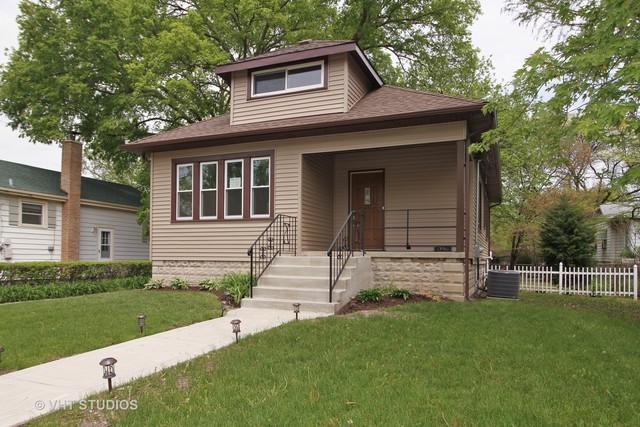 1750 183rd Street, Homewood, IL 60430 (MLS #10132675) :: Leigh Marcus   @properties