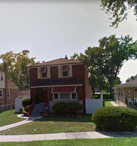 814 Marshall Avenue, Bellwood, IL 60104 (MLS #10132700) :: Domain Realty