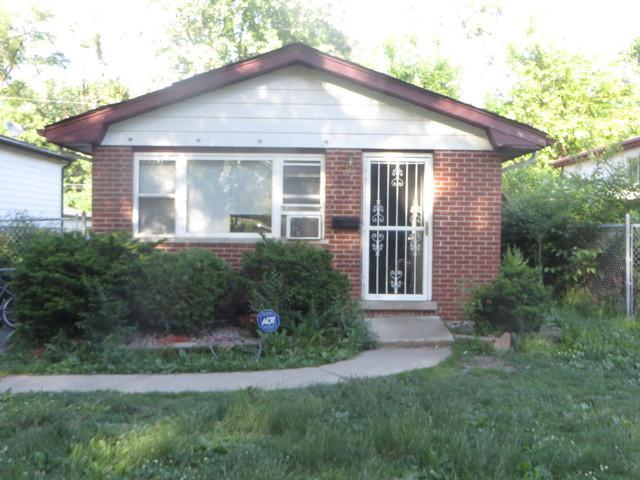 16015 Paulina Street, Harvey, IL 60426 (MLS #10132803) :: Domain Realty
