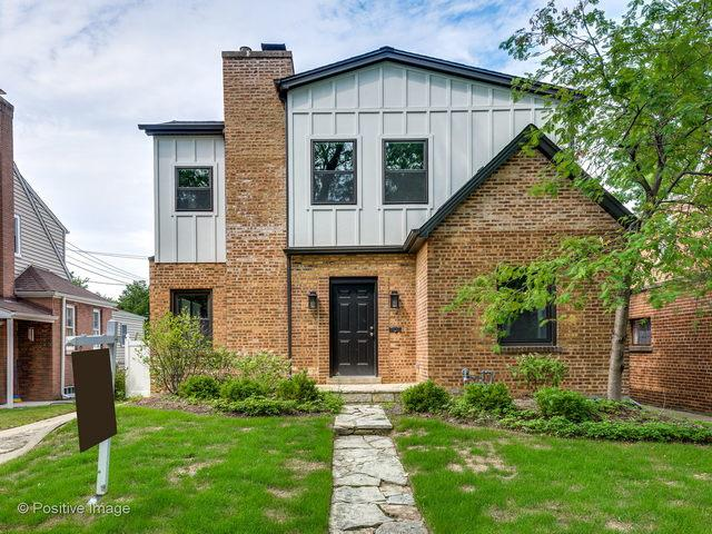 6318 N Nokomis Avenue, Chicago, IL 60646 (MLS #10132860) :: Leigh Marcus | @properties