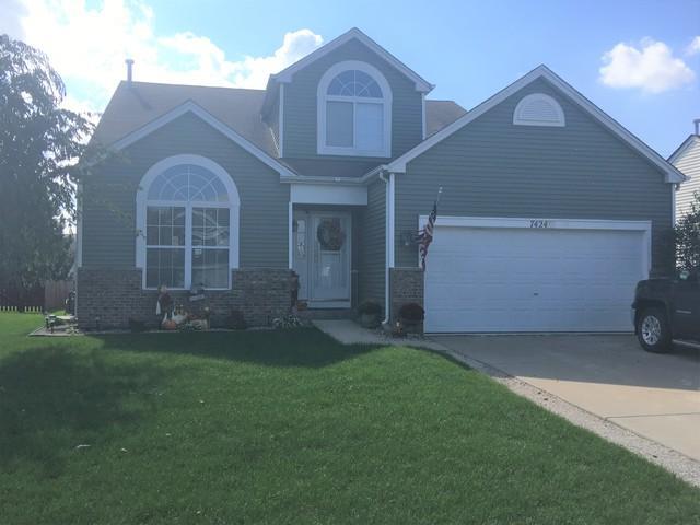 7424 Kenicott Lane, Plainfield, IL 60586 (MLS #10132916) :: Baz Realty Network | Keller Williams Preferred Realty