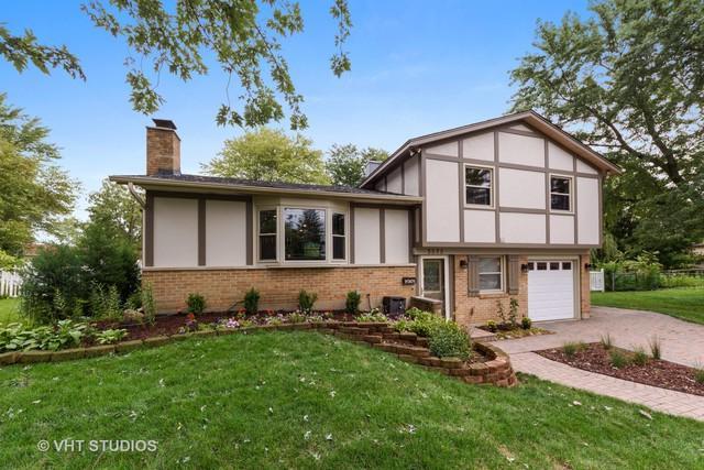 3575 Hillside Court, Hoffman Estates, IL 60192 (MLS #10132934) :: Domain Realty