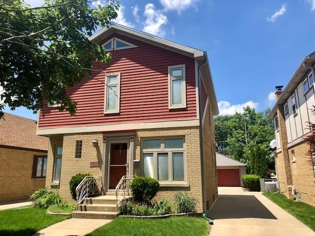 7122 N Mankato Avenue, Chicago, IL 60646 (MLS #10133027) :: Leigh Marcus | @properties