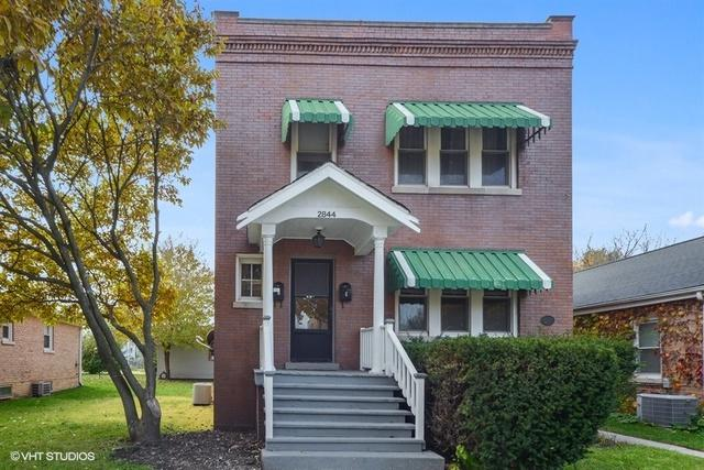 2844 Pearl Street, Franklin Park, IL 60131 (MLS #10133039) :: The Dena Furlow Team - Keller Williams Realty