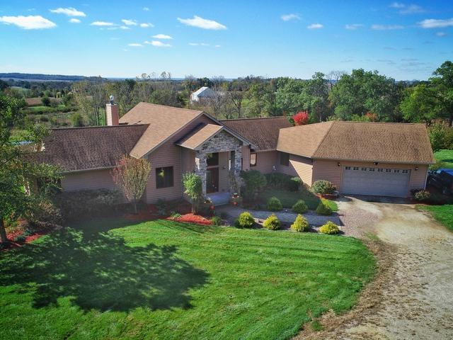 9925 Seven-Hill Road, Mount Carroll, IL 61053 (MLS #10133046) :: Domain Realty