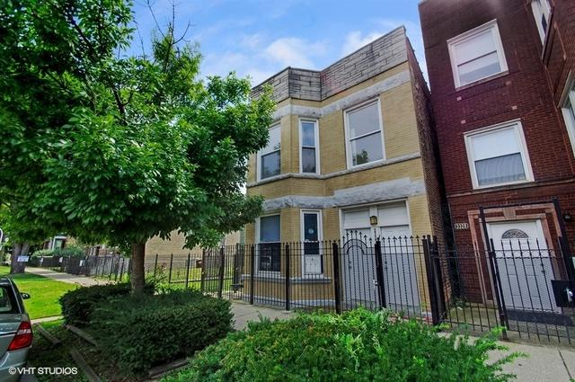 3327 W Crystal Street, Chicago, IL 60651 (MLS #10133192) :: Property Consultants Realty