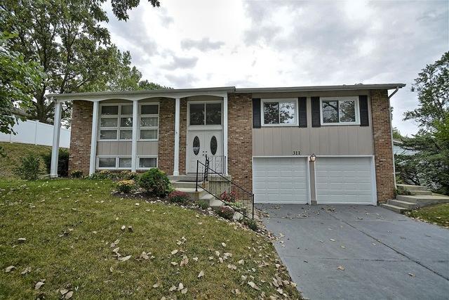 311 Charlestown Drive, Bolingbrook, IL 60440 (MLS #10133223) :: The Dena Furlow Team - Keller Williams Realty