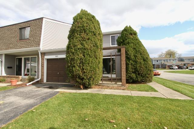 465 Beech Drive, Wheeling, IL 60090 (MLS #10133243) :: Helen Oliveri Real Estate