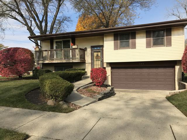 352 Chenault Road, Buffalo Grove, IL 60089 (MLS #10133369) :: Ani Real Estate