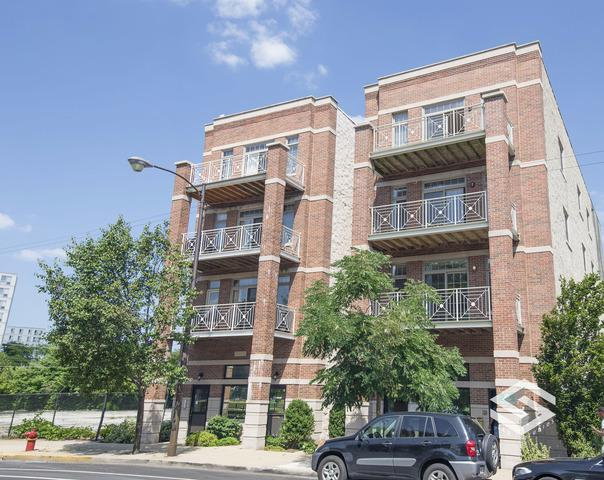 3631 S Cottage Grove Avenue #2, Chicago, IL 60653 (MLS #10133373) :: The Spaniak Team